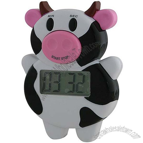 Digital Cow Kitchen Timer China