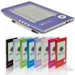 Digital E-Book Reader