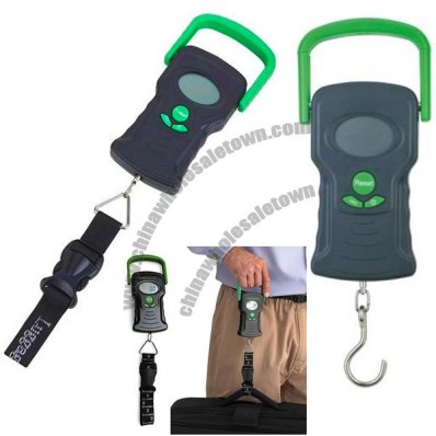 Digital LCD Display Luggage Scale