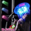 Digital LED Shower Head