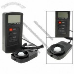 Digital Lux Light Meter 200000 Lux Light Level Measure
