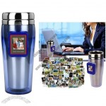 Digital Photo Frame Coffee Mug