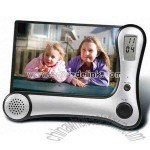 Digital Photo Frame with Voice