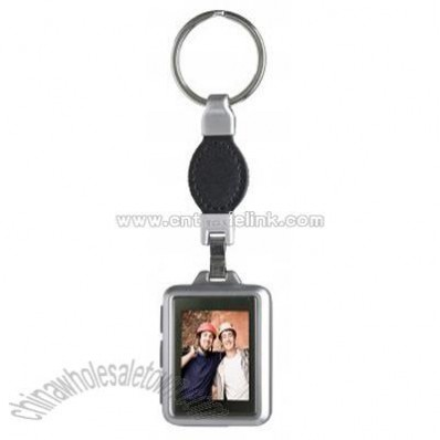 Digital Photo Keychain & Keyring