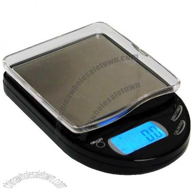 Digital Pocket Jewelry Scale 500 x 0.1g