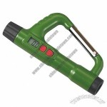 Digital Tire Gauge with Carabiner Hook