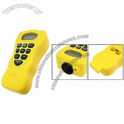 Digital Ultrasonic Distance Measurer