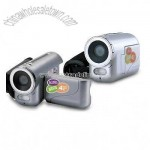 Digital Video Camera with 1.5-inch TFT LCD Screen and Built-in SD/MMC Card Slot