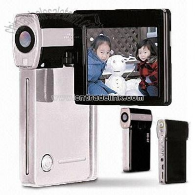 Digital Video Camera with 11.0MP Max