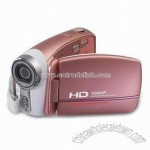 Digital Video Camera with 3.0-inch TFT Screen