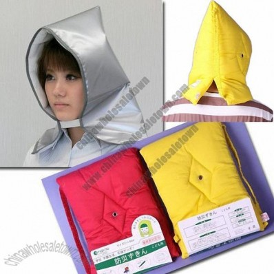 Disaster Prevention Hood Cap