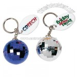 Disco Ball Key Chain