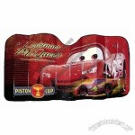 Disney Cars Car Windshield Sun Shade