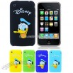 Disney Donald Duck Silicone Iphone 3GS Case