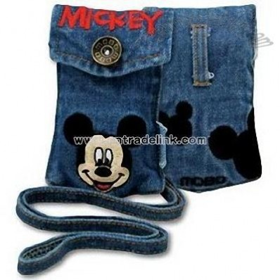 Disney Mickey Jeans Cell Phone