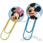 Disney Mickey Soft PVC Bookmark