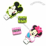 Disney Micky USB Flash Drive / Minnie USB Memory Stick