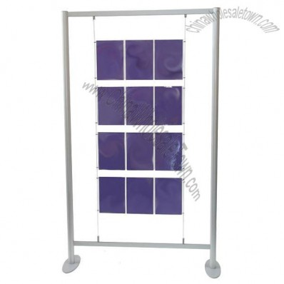 Display Frame with Poster & Holders