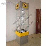 Display Tower with Light 50x50x190cm