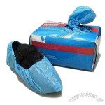 Disposable CPE Polyethylene Shoe Cover