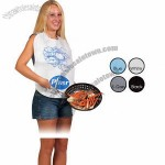 Disposable Fabric Non-woven Lobster Bib Style Apron