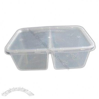 Disposable Fast Food Container
