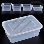 Disposable Food Container For Fast Food Packing