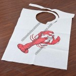 Disposable Paper Lobster Bib