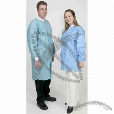 Disposable Premium Lab Coats and Jackets