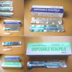 Disposable Scalpels