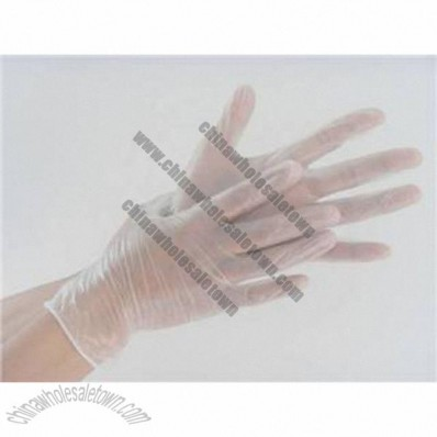 Disposable Working Vinyl Gloves