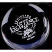 Distinctive Gift Gallery Crystal Dome Paperweight (3 1/2