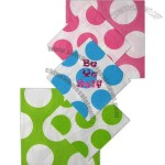 Diva Dots - 3-Ply Luncheon Napkin With Pattern