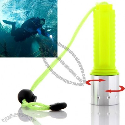 Diving Flashlight - Waterproof Torch