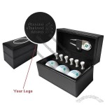 Divot Repair Tool Golf Tee and Golf Balls Gift Set