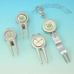 Divot Tool and Ball Markers