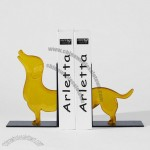 Dog Shaped Bookend