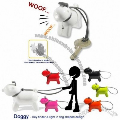 Doggy Clapping Key Finder