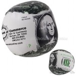 Dollar Bill Pillow Stress Ball