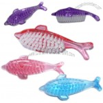 Dolphin Shaped Finger Nail Brush