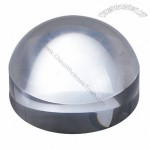 Dome Lens Paper-press Magnifier