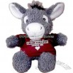 Donkey Stuffed animal with t-shirt