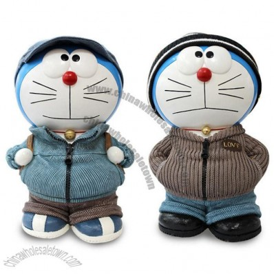 Doraemon Large Piggy Bank