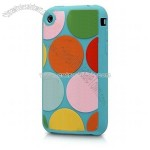 Dots Julius Silicone Case for iPhone 3G
