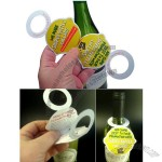 Double Bottom Bottle Hangers
