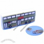 Double Bus USB Flash Drive