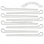 Double Prong Barbecue Skewer Set