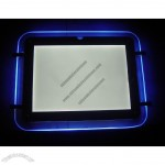 Double Sides Neon LED crystal Light Box frame