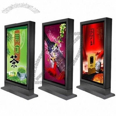 Double Sides Scrolling Light Box 39.4