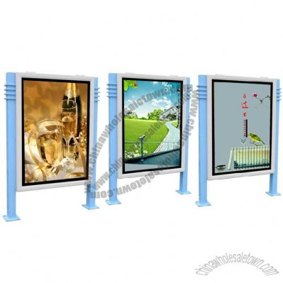 Double Sides Scrolling Light Box 47.2